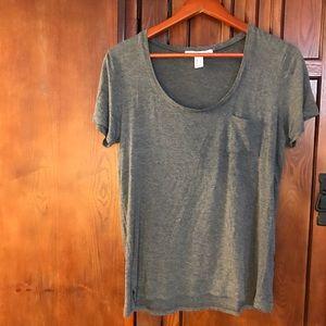 Grey T-shirt, Sz L